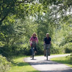 De provincie Drenthe trekt dit jaar al veel geld uit voor de fietspaden, maar het kan natuurlijk altijd beter.