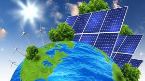 De medewerkers van de provincie Groningen helpen mee aan het streven naar meer duurzame energie.