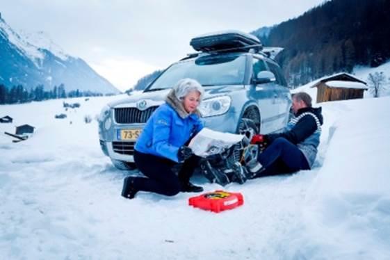 1a5f05cbb3d De ANWB houdt vakantiespreekuur voor een veilige wintersportvakantie. © ANWB